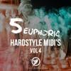 HBSP | 5 Euphoric Hardstyle MIDI's VOL 4