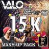 Valo's 15K MASH UP PACK