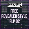 Free Revealed Style FL Studio FLP Template 02