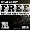 Free Riddim Bass Sounds