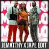 Nafthaly Ramona - Matalo (JEMATTHY X JAPE EDIT)
