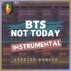 BTS - NOT TODAY (Instrumental Remkae)