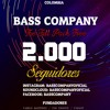 PACK FREE 2000 SEGUIDORES - BASS COMPANY