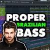 FL Studio Brazilian Bass Template Vol. 55