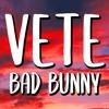 Bad Bunny -  Vete (Mula Deejay & Dj Nev Rmx)