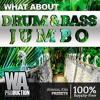 Drum & Bass Jumbo DEMO Pack