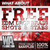 Free Drop Brass Shots & Stabs