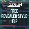 Free Revealed Style FL Studio FLP Template