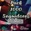 MEGAPACK 1K SEGUIDORES DJ BRUCE